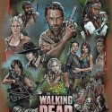 thumbs walking dead fan art m
