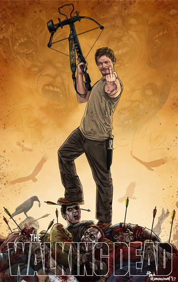 Ultimate Walking Dead Fan Art Gallery
