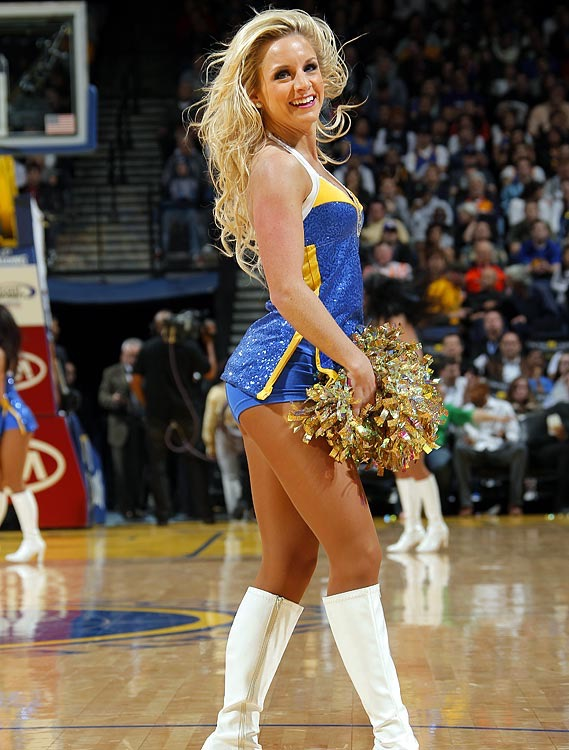 Golden State Warriors Dancers
