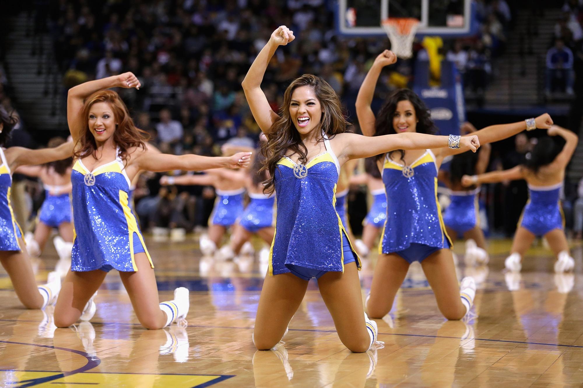 Golden State Warriors Dancers