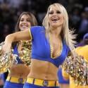 thumbs golden state warriors dancers 17