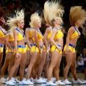 thumbs golden state warriors dancers 44