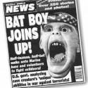 thumbs batboy