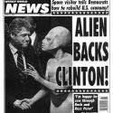 thumbs clinton alien