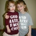 thumbs god hates fags