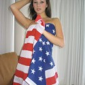 thumbs sexy women of independence day fourth of july america 145