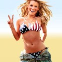 thumbs sexy women of independence day fourth of july america 67
