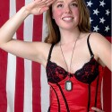 thumbs sexy women of independence day fourth of july america 84