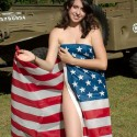 thumbs sexy women of independence day fourth of july america 86