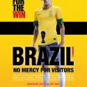 thumbs world cup movie poster brazil
