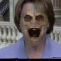 thumbs zombie amy klobuchar