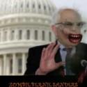 thumbs zombie bernie sanders