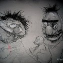 bert-and-ernie-zombies