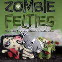 thumbs zombie felties